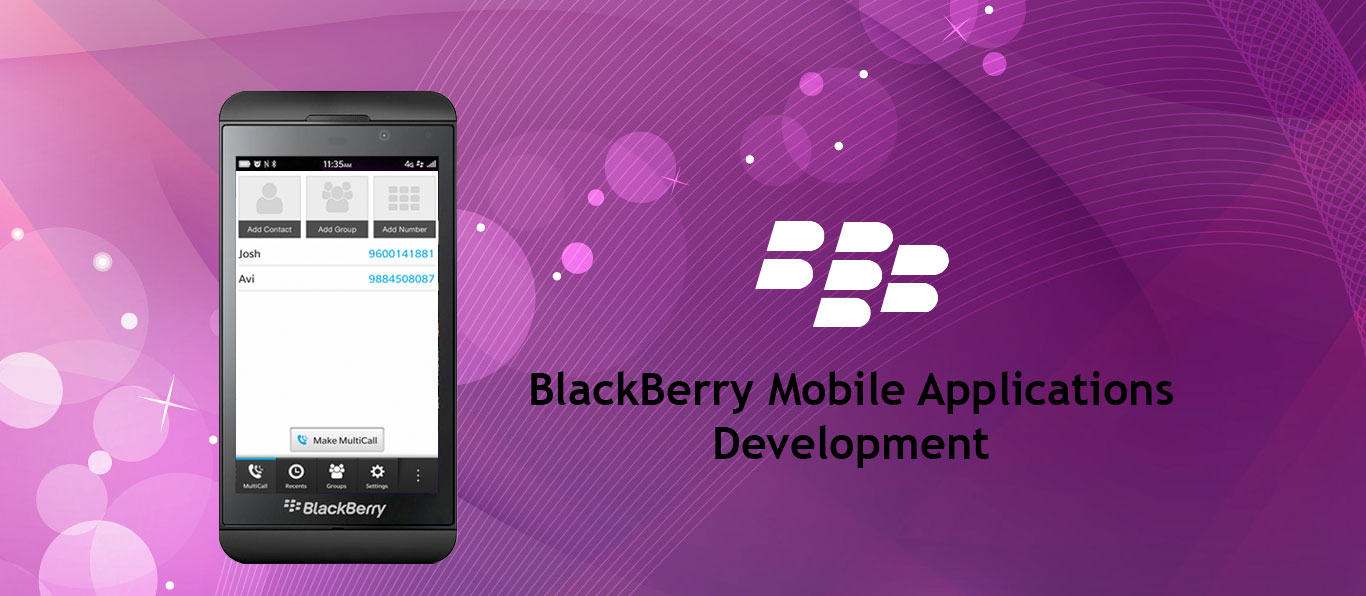 Mindssoft Technology : Blackberry Application Development